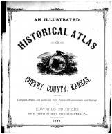 Title Page, Coffey County 1878